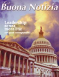 Leadership senza moralità: con quali conseguenze? - Settembre/Ottobre 1999