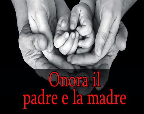 Onora il padre e la madre