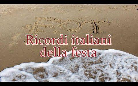 Ricordi italiani della festa di Dio