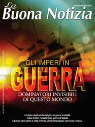 La Buona Notizia (Gennaio-Marzo 2018)