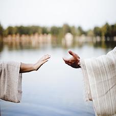1° Comandamento: Io sono l'Eterno, il tuo DIO. Non avrai altri dèi davanti a me.