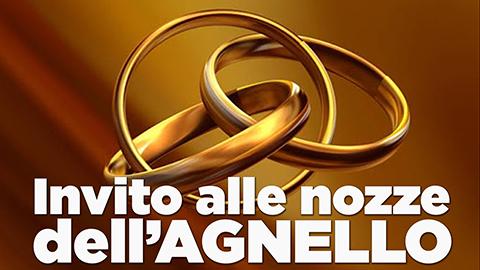Invito alle nozze dell'Agnello