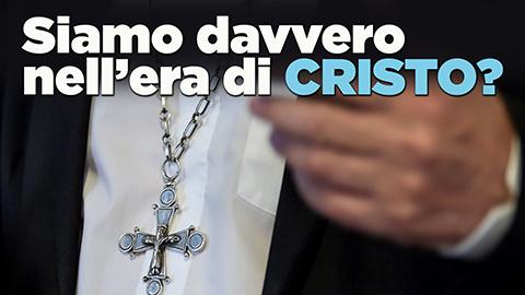 Siamo davvero nell'era di cristo